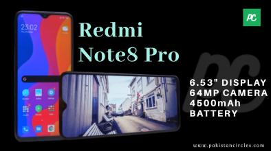 Xiaomi Redmi Note8 Pro Features.