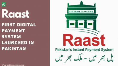 """First Digital Payment System """"Raast"""" Launched in Pakistan"""